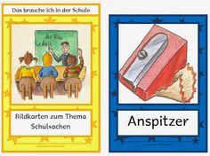 """FlashcardsBildkarten zu verschiedenen Wortfeldern bei Blog """"Drachenstübchen"""" (kostenlos)"""