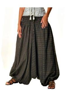 Ethnic Sarouel Pants 196 CHIC ETHNIC SAROUEL - WOMENSWEAR