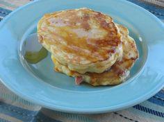 Cheesy Corn-dog Johnnycakes Recipe