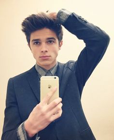 brent rivera | Brent Rivera Hair brent rivera height weight body measurements ...