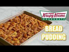 Krispy Kreme Glazed Donut, Krispy Kreme Bread Pudding, Cajun Lasagna, Recipe Boards, Pie Dessert, Fall Desserts, How To Make Bread, Guilty Pleasure, Cake Ideas