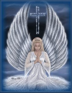 Discover & share this Angel GIF with everyone you know. GIPHY is how you search, share, discover, and create GIFs. Beautiful Angels Pictures, Beautiful Fairies, Angel Images, Angel Pictures, Angels Among Us, Angels And Demons, Angel Prayers, I Believe In Angels, Angel Cards