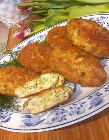 Andzia Pichci: Kotlety pożarskie Pork Recipes, Low Carb Recipes, Cooking Recipes, Healthy Recipes, Tasty, Yummy Food, Polish Recipes, Ketogenic Recipes, Kitchen Recipes
