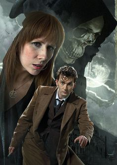 David Tennant On Death And The Queen A Brand New Doctor Who Adventure