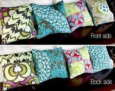 Ucreate: pillows