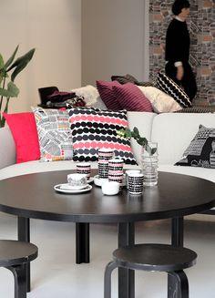 marimekko | rasymatto | pinkki Decor, Furniture, Table, Home Decor, Coffee Table