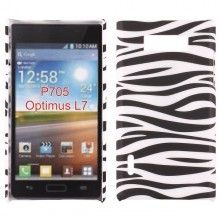 Custodia LG Optimus L7 - Zebra  € 4,99