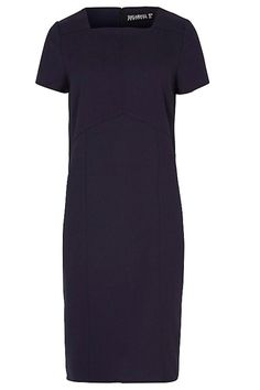 Opt for a simple and stylish look with this Donna Tunic Dress from Sugarhill Boutique. This easy wear tunic dress us crafted with a high square neck, featuring panel detail and short sleeves. Go from work to dinner with heels and a clutch. Sizes are UK.       Donna Tunic Dress by Sugarhill Boutique. Clothing - Dresses - Short Sleeve Tyne and Wear, North East England, England, United Kingdom