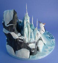 Danni's Cakes | Frozen Cake