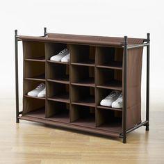 Sapateira Prateleira para 16 Sapatos - Compre na Loja Oz
