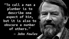 John Fowles - Labels