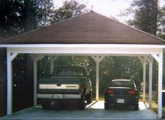 Decent Pergola Garage Ideas | Pergolas / Gazebo (shared via SlingPic)