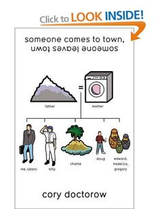 Cory Doctorow - Someone Comes to Town, Someone Leaves Town