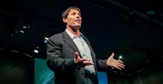 """Tony Robbins discusses the """"invisible forces"""" that motivate everyone's actions -- and high-fives Al Gore in the front row."""