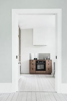 Recent Media and Comments in Kitchen - Modern Furniture, Home Designs & Decoration Ideas Home Interior, Interior Design Kitchen, Interior And Exterior, Kitchen Designs, Scandinavian Kitchen, Scandinavian Style, Interior Photography, Life Photography, Wooden Kitchen
