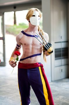 Street Fighter Cosplays