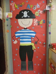 Pirates! Check out these great ideas to integrate a Pirate theme into your classroom this new school year.