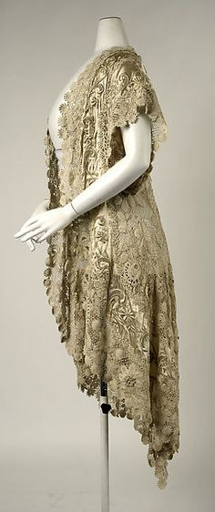 Bed Jacket  --  Early 20th Century  --  Likely American  --  The Costume Institute at The Metropolitan Museum of Art