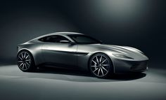Spectre: (( Aston Martin DB10 )) 007's previous rides have been heavily modified versions of production cars— Just 10 DB10s will be produced, with the official line being that all will be used during production and none will be available for sale.