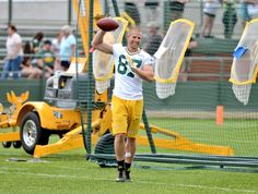 Aaron Rodgers Suggests Nelson, Cook Will Return This Week -- Speaking to the NFL Countdown crew on Sunday night, Green Bay Packers quarterback Aaron Rodgers suggested Jordy Nelson and Jared Cook will return this week.