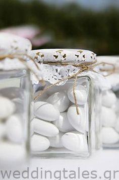 Μπομπονιέρες Γάμου: Mια απλή σικάτη μπομπονιέρα γάμου