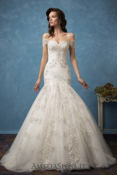 Wedding dress Rosa - AmeliaSposa.