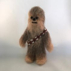 PopGoesTheWool — Here's my latest woolly. I just love Chewbacca....