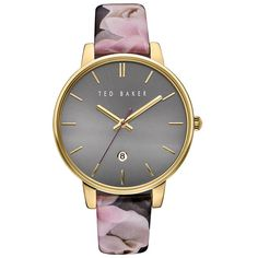 cb83e971f0ae2 Ted Baker TE10030696 ladies watch  Floral  Watch  Tedbaker  Floralwatch