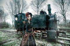 Steampunk by Katja Alieva, via 500px