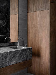 Bathroom Furniture : Australian Interior Design Awards -Read More – Modern Bathroom Design, Bathroom Interior Design, Home Interior, Interior Decorating, Decorating Ideas, Natural Interior, Interior Livingroom, Interior Plants, Bathroom Designs