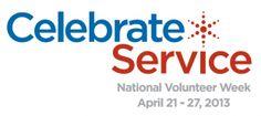 Celebrate Service! We love our Richmond volunteers!