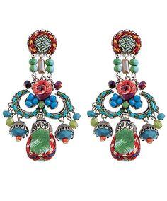 Ayala Fiesta Harmony Earrings at Maverick Western Wear