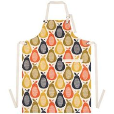 Buy Orla Kiely Pear Apron Online at johnlewis.com