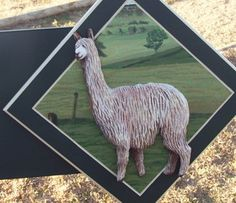 Bellawood came to Danthonia for their distinctive farm sign which includes hand sculpted artwork and gold gilded and hand carved text. Stud Farm, Farm Signs, Farm Animals, Animal Signs, Hand Carved, Alpacas, Artwork, Detail, Twitter
