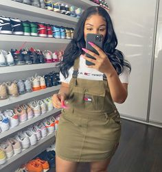 Swag Outfits For Girls, Cute Swag Outfits, Tomboy Outfits, Trendy Outfits, Summer Outfits, Girl Outfits, Fashion Outfits, Womens Fashion, Streetwear Mode