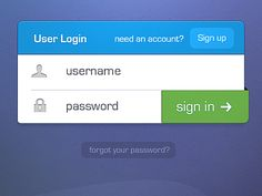 Layered Login