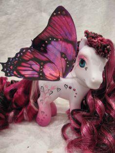 custom pony
