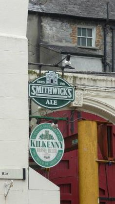 Smithwick's Brewery Tour - Kilkenny, Ireland reopened july 2014 after remodeling. perfect!