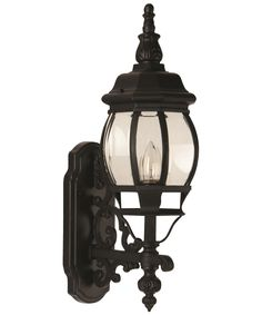 Craftmade Z320 French Style 1 Light Outdoor Wall Light