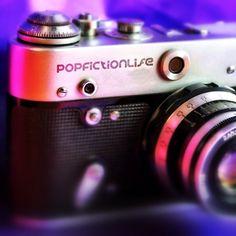 PopFictionLife Vintage Camera