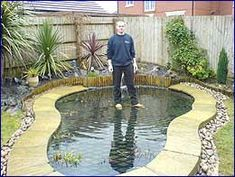 1000 images about pond safety on pinterest pond covers for Garden pond safety covers
