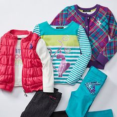 zulily | Baby Phat girls clothes. Photographer: @steve mccumber
