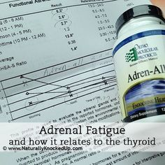 You can do everything to fix your thyroid, but if you don't get your adrenals in order it's not going to work. Learn how your thyroid and adrenals work. Thyroid Diet, Thyroid Issues, Thyroid Disease, Thyroid Problems, Autoimmune Disease, Thyroid Cure, Thyroid Nodules, Disease Symptoms, Thyroid Hormone