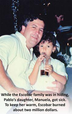 Pablo Escobar Manuela