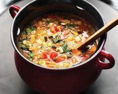 Chunky Autumn Veg Soup. AGA Recipes | Vegetarian
