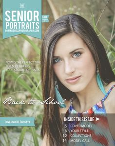 Senior Magazine!!!! Love!
