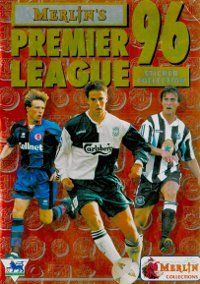 Merlin Premier League 96 Album Cover Old School Toys, Football Stickers, Make Happy, My Childhood Memories, Merlin, Premier League, Album Covers, Growing Up, Nostalgia