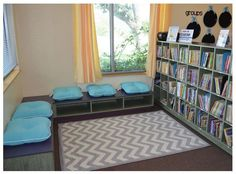 UNDERSTANDING: Scholastics (2016) writes that creating a comfortable and inviting reading space in your classroom can be motivating to all students, including reluctant readers. The Daily 5 (2006) also describes the importance of creating the spaces or students to read to themselves or each other. Boushey,G. & Moser,J. (2006).The daily 5: Fostering literacy independence in the elementary grades. United States: Stenhouse Publishers. And, Louge, C. (2016). Amazing classroom reading corners.