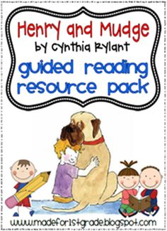 Henry and Mudge Guided reading pack