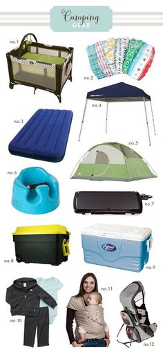 Hellobee: Camping with a 5 month old